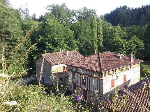 Rannonnée du prieuré de l'artige à Saint Léonard de Noblat