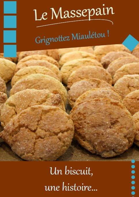 Croquez miaulétou, le massepain, un biscuit, une histoire...