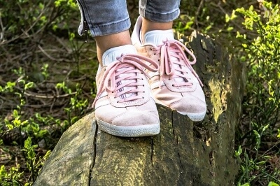 Chaussures sports nature © Pixabay