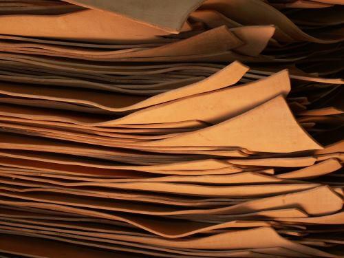 Le savoir-faire du cuir à Saint Léonard de Noblat