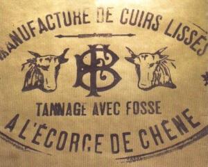 Tannerie Bastin à Saint Léonard de Noblat, labellisée Entreprise du Patrimoine Vivant depuis 2012