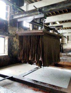 Visite de la tannerie Bastin où est fabriqué le cuir des chaussures Weston avec le Pays d'Art et d'Histoire des Monts et Barrages en Limousin